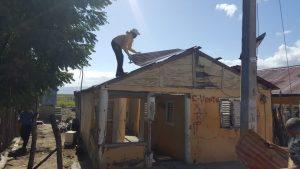 INVI interviene vivienda del Sr. Wister Feliz